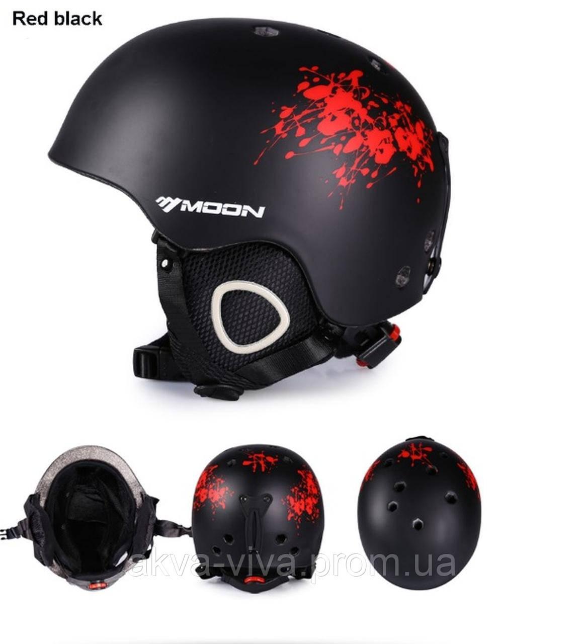Горнолыжный шлем для катания на лыжах и сноуборде