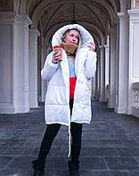 Куртка зимняя Зефирка на силиконе