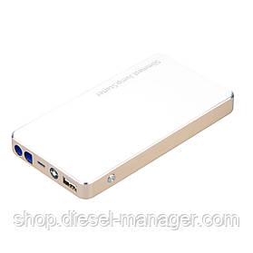Пуско-зарядное устройство Bulei 6000 mAh Jump Starter + Power Bank + LED фонарь Белый (K22)