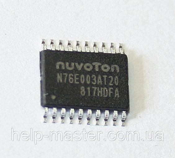 Микросхема N76E003AT20 (TSSOP-20)