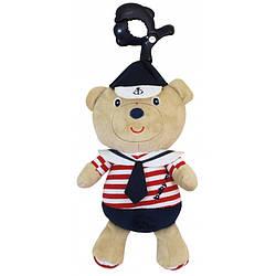 """Плюшевая игрушка Baby Mix """"Мишка моряк"""" P/1172-DA00"""