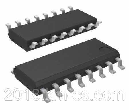 ИС логики CD74HCT390M (Texas Instruments)
