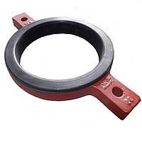 Опорное соединение для стояков DUKER SML с резиной, 100 мм