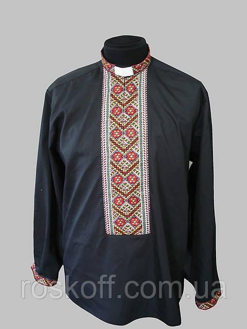 Вышитая сорочка для священников
