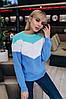 Женский свитер, 100% хлопок. Размер: 42-44. Цвета разные. (5307), фото 5
