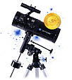 Телескоп OPTICON 1000/114, фото 6