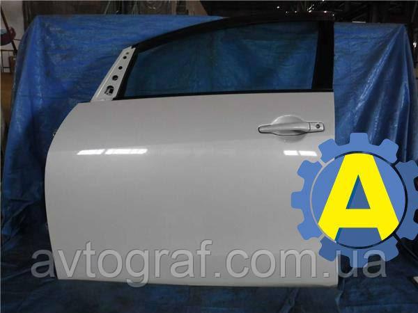 Дверь передняя левая на Mitsubishi Grandis (Митсубиси Грандис) 2003-2011