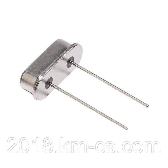 Кварц микропроцессорный HC49 HC49US 11,0592MHz//9SM1105920E20F3FZ000 (HKC)