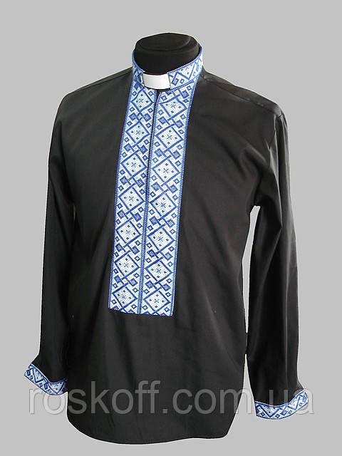 Рубашка с вышивкой нарядная для священников