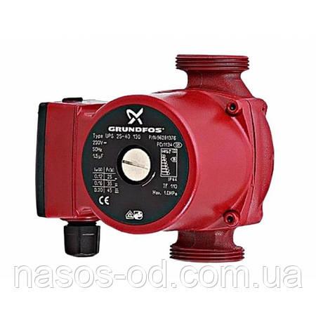 Циркуляционный насос Grundfos 25-6-130 для системы отопления (874406)