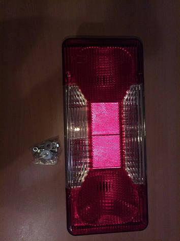Ліхтар задній правий (будка) Е4 IVECO 02.00239 CMG, фото 2