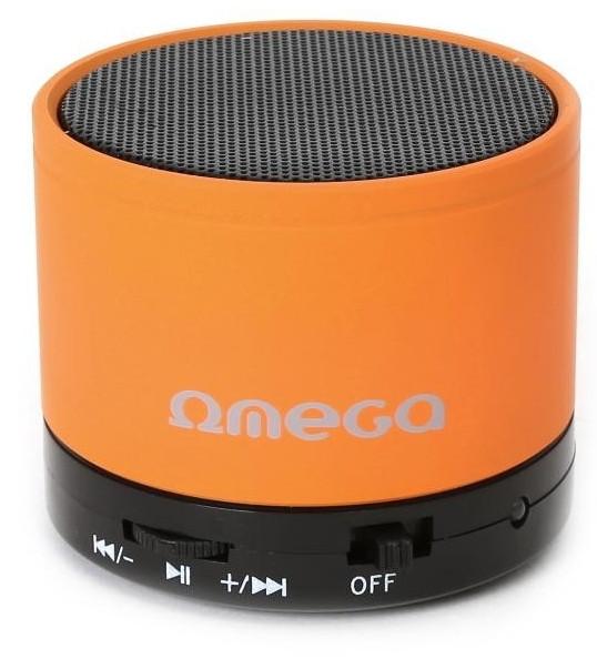 Портативна колонка Omega Bluetooth OG47O orange