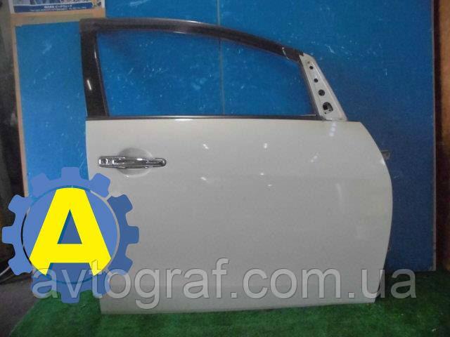 Дверь передняя правая на Mitsubishi Grandis (Митсубиси Грандис) 2003-2011