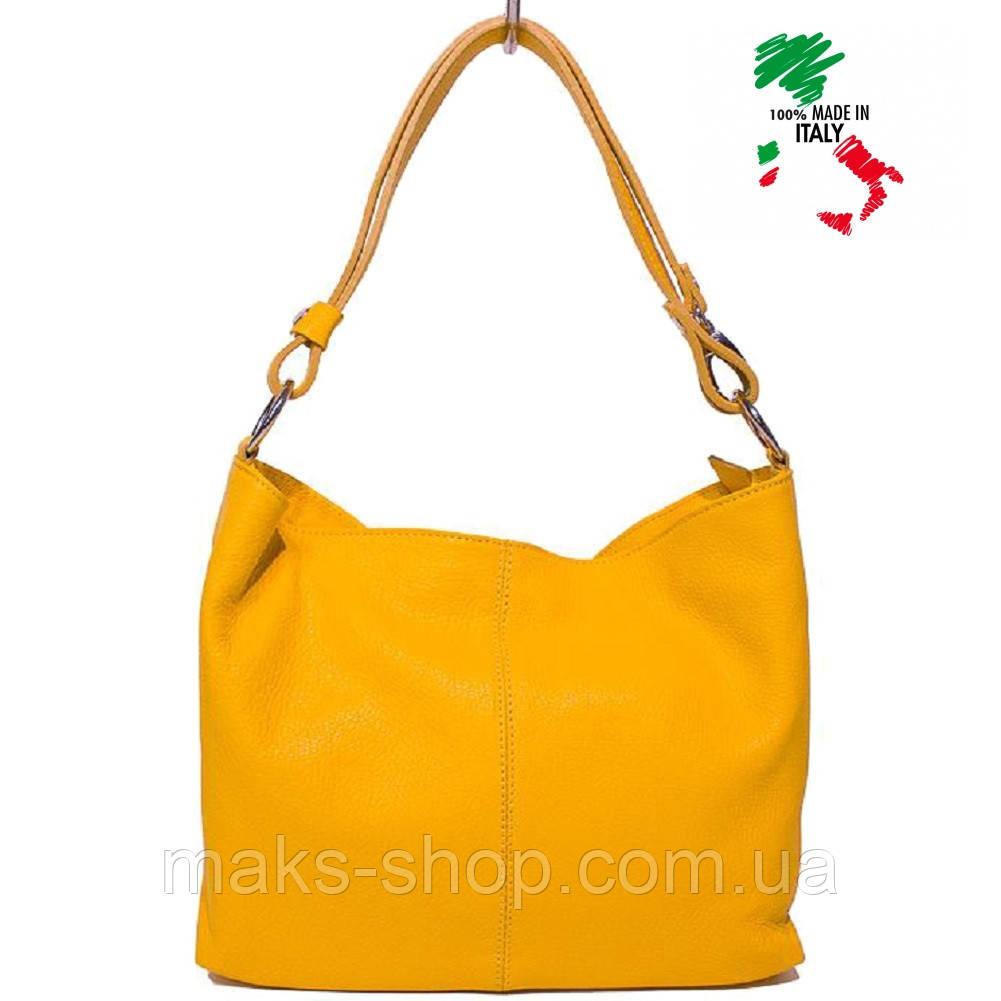 651ed45b4af9 Женская сумка-хобо Итальянская из натуральной кожи Италия (Bottega  Carele)BC214 - Maks