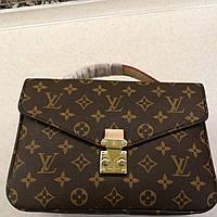 38057631dcb8 Сумка Louis Vuitton METIS, люкс-копия 1в1, полностью из натуральной кожи.