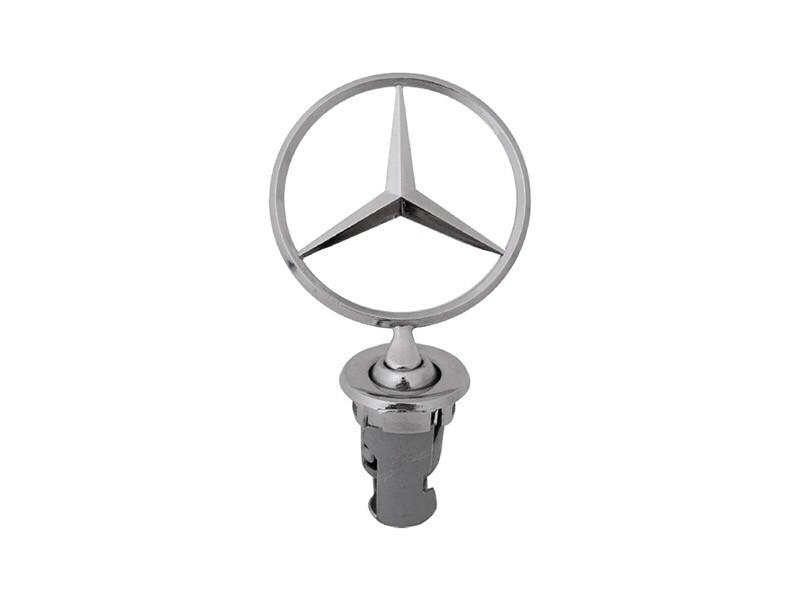 Значок (прицел) Mercedes W 123 124 190 201 мерседес
