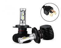 Светодиодные лампы для автомобиля  Headlight Led  Led S1 H4, фото 1