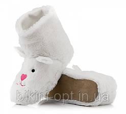 Домашні теплі тапочки WOMAN BOOTIES, фото 2