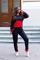 Костюм женский спортивный в цветах 27957