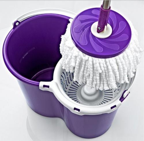 Відро +швабра Irak Plastics Magic Mop