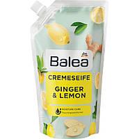 """Balea Creme Seife Ginger & Lemon  Жидкое крем-мыло для рук """"Имбирь+лимон"""" 500 мл Запаска"""