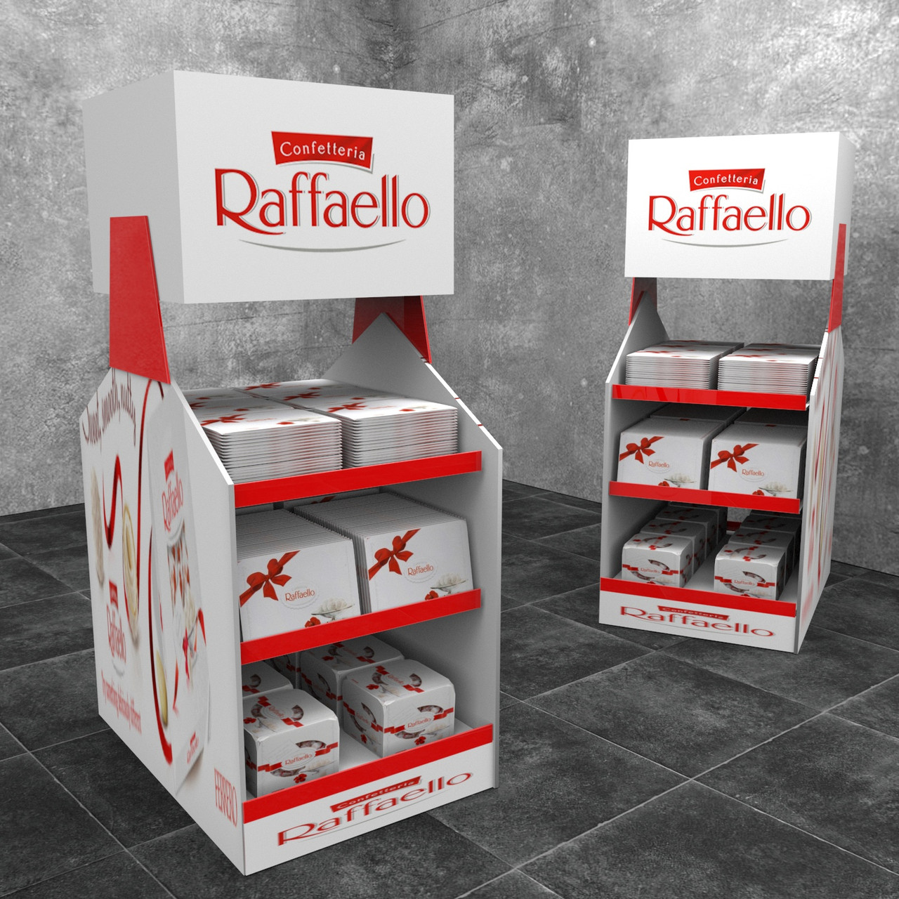 Торговая мебель 🛒 для Raffaello