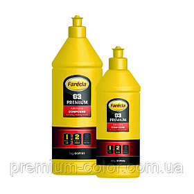 Абразивна поліроль G3 Premium Abrasive Compound № 1+2 Farecla (0.5 кг)
