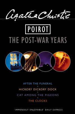 Книга Poirot: The Post-War Years, фото 2