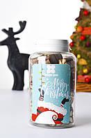 Сладкая доза Cristmas оригинальный подарок на Новый год
