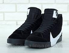 Кроссовки мужские на меху Nike Реплика высокого качества , фото 2