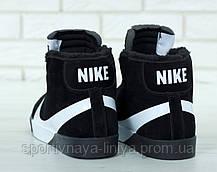 Кроссовки мужские на меху Nike Реплика высокого качества , фото 3