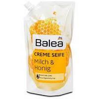 """Balea Creme Seife Milch & Honig Жидкое крем-мыло для рук """"Молоко и мед"""" 500 мл Запаска"""