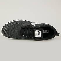 Мужские кроссовки Nike MD Runner 2 ENG Mesh Gray 916774-004, оригинал, фото 2