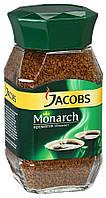 """Кофе растворимый Якобс """"Монарх""""    с/б     190г.*6"""