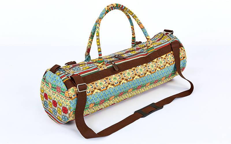 Сумка для йога килимка Yoga bag KINDFOLK FI-6969-3