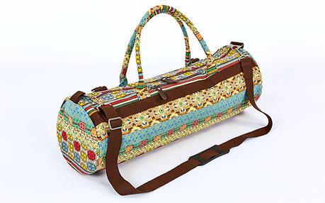 Сумка для йога килимка Yoga bag KINDFOLK FI-6969-3, фото 2