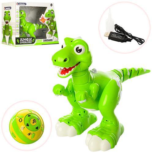 Інтерактивний Smart Динозавр на радіокеруванні 908 А