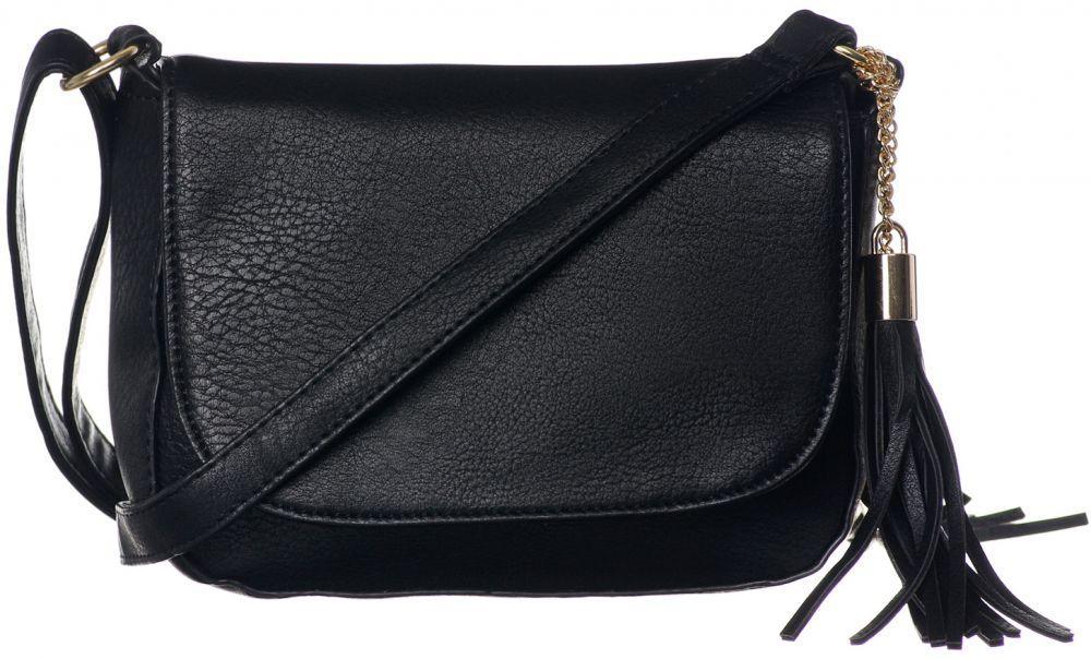 Стильная маленькая женская сумочка кросс-боди польский бренд, на ремне FB128