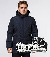 Куртки мужские зимние Braggart Dress Code - 44842 синий, фото 1