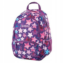 Рюкзак школьный Zipper Style Herlitz stars 50011476