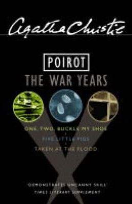 Книга Poirot: The War Years