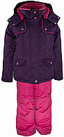 Комплект (куртка, штаны) GWG, Gusti, темно-фиолетовый (110) (3010 GWG_т.фіолетовий,)