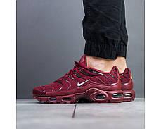 Мужские кроссовки Nike Air Max Plus Red 852630-602, оригинал, фото 3