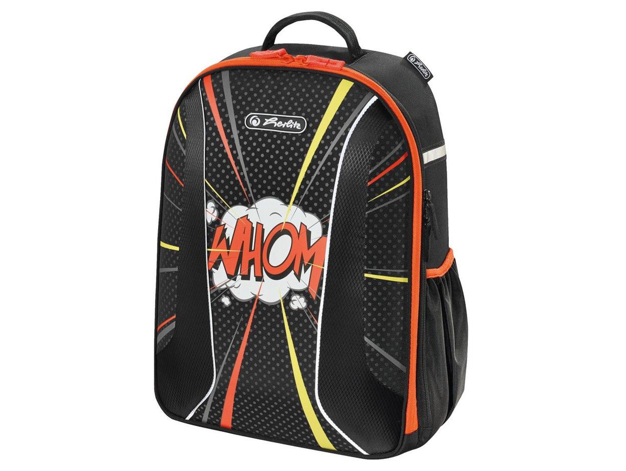 fef438b5af80 Рюкзак школьный HERLITZ BE.BAG AIRGO COMIC WHOM - Gelbring - покупка и  доставка товаров