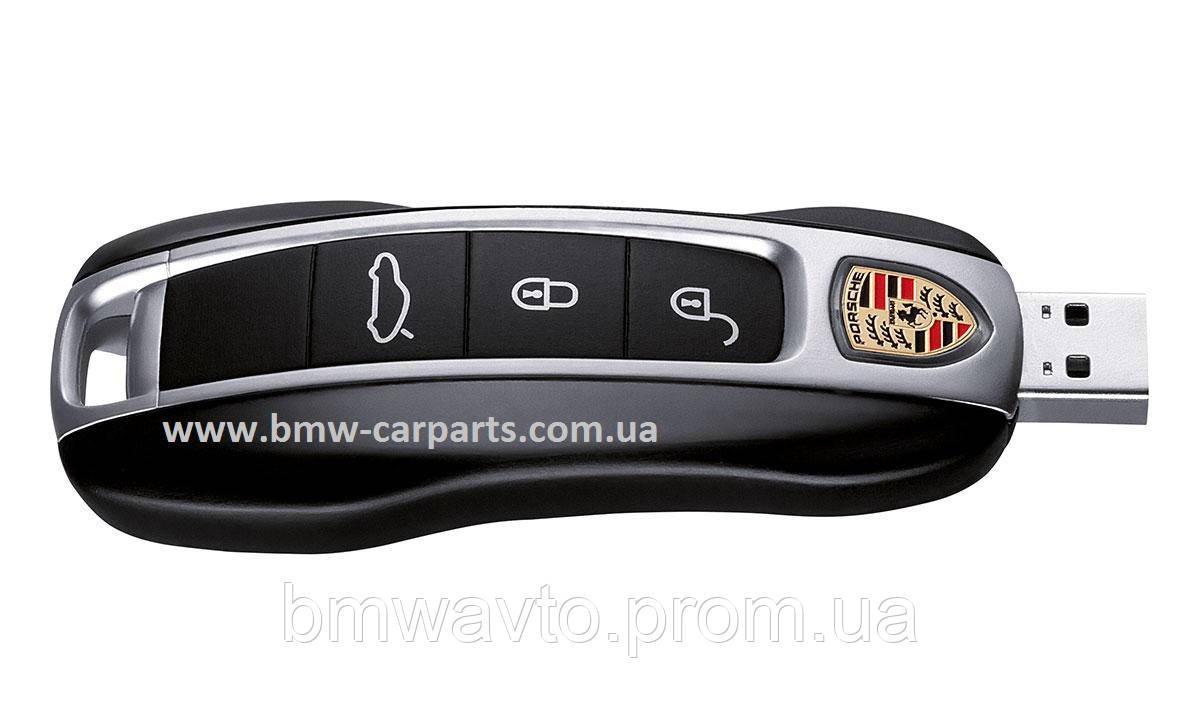 Флешка (USB-накопитель) Porsche USB Stick,16Gb