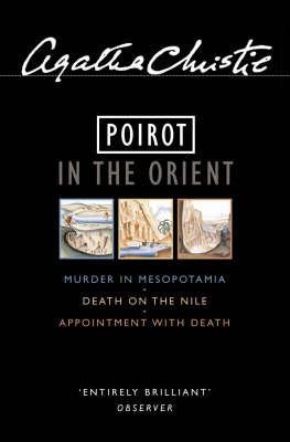 Книга Poirot in the Orient