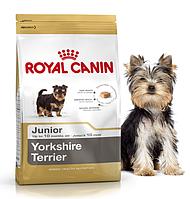 Сухой корм Роял Канин Royal Canin Yorkshire Terrier Junior для щенков йоркширских терьеров 1,5 кг