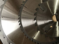 Ф400*50*24 Пила дискова з твердосплавними напайками для продольного розпилу