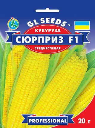 Кукуруза F1 Сюрприз, пакет 20 г - Семена кукурузы, фото 2