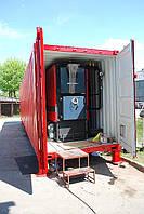 Транспортабельные котельные (пелеты,твердое топливо)